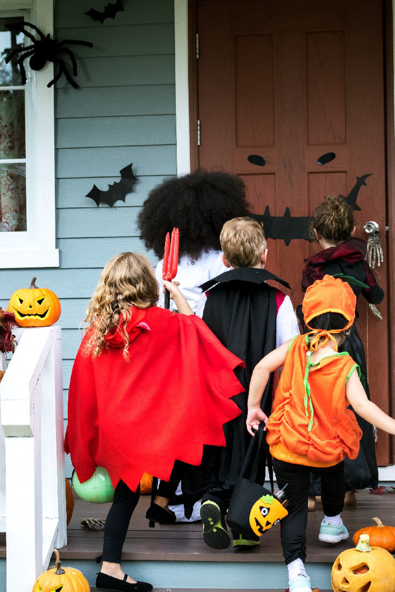 Trick or Treat! 7 family friendly films with awesome Halloween costume ideas for babies, kids & parents
